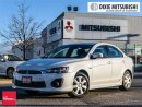 Used 2016 Mitsubishi Lancer ES CVT - Bluetooth, Cruise, Auto for sale in Mississauga, ON