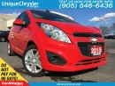 Used 2015 Chevrolet Spark 1LT| TOUCH SCREEN| ALLOYS| GAS SAVER| for sale in Burlington, ON