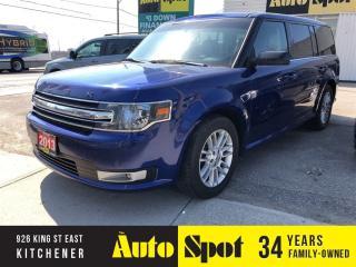 Used 2013 Ford Flex SEL/NAVIGATION/LEATHER/LOADED ! for sale in Kitchener, ON
