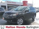 Used 2012 Honda CR-V EX-L | 5SP | ALLOYS | LEATHER | REARVIEW CAMERA | for sale in Burlington, ON