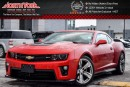 Used 2015 Chevrolet Camaro ZL1 Supercharged|Manual|TUNED|Satin Red Wrap|Z28 Carbon Fiber Spoiler for sale in Thornhill, ON
