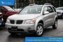 Used 2008 Pontiac Torrent Base AM/FM Radio and Air Conditioning for sale in Port Coquitlam, BC