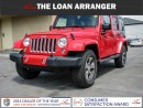 Used 2016 Jeep Wrangler Unlimited for sale in Barrie, ON