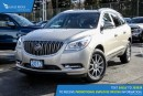 New 2017 Buick Enclave Leather Navigation, Sunroof, and Heated Seats for sale in Port Coquitlam, BC