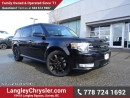 Used 2016 Ford Flex SEL for sale in Surrey, BC