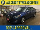 Used 2015 Hyundai Sonata GL*KEYLESS ENTRY*BLUETOOTH CONNECTIVITY*XM RADIO*LED RUNNING LIGHTS*ALLOY WHEELS*HEATED FRONT SEATS* for sale in Cambridge, ON