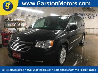 Used 2014 Chrysler Town & Country NAVIGATION*DUAL ROW DVD*BACK UP CAMERA*PHONE*REMOTE START*DUAL ROW STOW N'GO*DUAL ROW DVD W/BLUE-RAY* for sale in Cambridge, ON