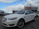 Used 2016 Ford Taurus LTD AWD - NAVI - SELF PARKING for sale in Oakville, ON