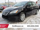 Used 2013 Nissan Sentra 1.8 S 4dr Sedan for sale in Edmonton, AB