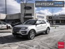 Used 2017 Ford Explorer Limited, CERTIFIED PRE-OWNED, EXT WARR. for sale in Mississauga, ON