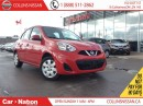 Used 2015 Nissan Micra SV | POWER GROUP | CRUISE | WARRANTY for sale in St Catharines, ON