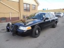 Used 2011 Ford Crown Victoria P71 Police Interceptor Available For Movie Sets for sale in Etobicoke, ON