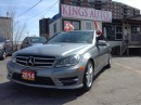 Used 2014 Mercedes-Benz C-Class C300, AWD, NAVI, BACK-UP CAM, SUNROOF , LEATHER for sale in Scarborough, ON