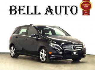 Used 2013 Mercedes-Benz B-Class SPORTS LEATHER SUNROOF for sale in North York, ON