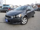 Used 2013 Chevrolet Sonic LT for sale in St Catharines, ON