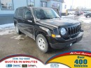 Used 2014 Jeep Patriot North | 4X4 | TOP SELLER for sale in London, ON