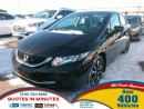 Used 2014 Honda Civic EX | ONE OWNER | ROOF | CAM for sale in London, ON