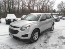 Used 2016 Chevrolet EQUINOX LS * AWD * REAR CAM * BLUETOOTH * PREMIUM CLOTH SEATING for sale in London, ON
