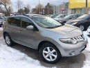 Used 2009 Nissan Murano SL/NAVI/2ROOFS/LOADED/ALLOYS/CLEAN CAR PROOF for sale in Scarborough, ON