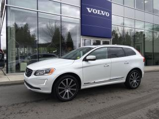 Used 2014 Volvo XC60 T6 AWD PLATINUM! 6 Year/160, 000 KMS CPO for sale in Surrey, BC
