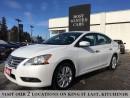 Used 2014 Nissan Sentra SL | NO ACCIDENTS | NAVIGATION for sale in Kitchener, ON