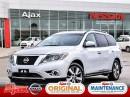 Used 2014 Nissan Pathfinder Platinum*DVD*Navigation* for sale in Ajax, ON