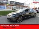 Used 2013 Lincoln MKZ ADAPTIVE CRUISE, LANE DEPARTURE, SELF PARKING! for sale in St Catharines, ON