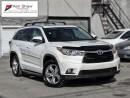 Used 2015 Toyota Highlander Limited **NAVIGATION, LEATHER BACKUP CAMERA** for sale in Toronto, ON