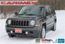 Used 2014 Jeep Patriot Sport/North | 4x4 | CERTIFIED + E-Tested for sale in Waterloo, ON