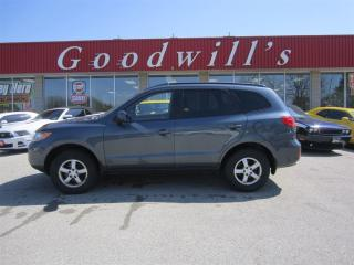 Used 2009 Hyundai Santa Fe GLS! SUNROOF! LEATHER SEATS! for sale in Aylmer, ON