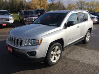 Used 2011 Jeep Compass NORTH for sale in Aylmer, ON