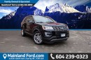 Used 2016 Ford Explorer Limited LOCAL, NO ACCIDENTS for sale in Surrey, BC