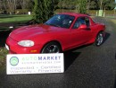 Used 2001 Mazda Miata MX-5 SE, Auto, H/Top, Insp, Warr for sale in Surrey, BC