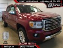 New 2017 GMC Canyon SLT-Diesel, Heated Front Leather Seats, Remote Start for sale in Lethbridge, AB