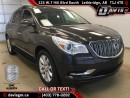 New 2017 Buick Enclave Premium-Heated/Cooled Leather, Colour Touch Navigation, 7 Passenger for sale in Lethbridge, AB