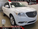 New 2017 Buick Enclave Premium-Heated/Cooled Leather, 7 Passenger, AWD, Dual Panel Mooonroof for sale in Lethbridge, AB