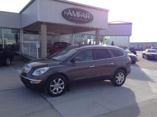 Used 2010 Buick Enclave AWD / 6 MONTHS NO PAYMENTS for sale in Tilbury, ON