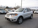Used 2011 Hyundai Santa Fe GL Sport & Leather, Sunroof , Remote starter for sale in Newmarket, ON