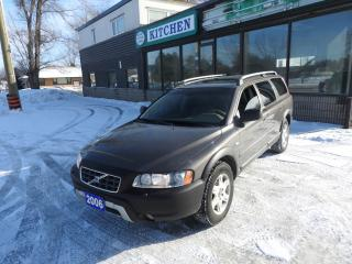Used 2006 Volvo XC70 for sale in Barrie, ON