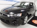 Used 2016 Mitsubishi Lancer We have your answer: Buy our Lancer! for sale in Edmonton, AB