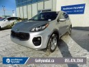 Used 2017 Kia Sportage BLUETOOTH, AWD for sale in Edmonton, AB