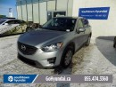 Used 2016 Mazda CX-5 BLUETOOTH, ALLOY WHEELS, AWD for sale in Edmonton, AB