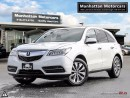 Used 2014 Acura MDX TECH PKG |NAV|CAMERA|DVD|PHONE|7 PASS|PADDLESHIFT for sale in Scarborough, ON