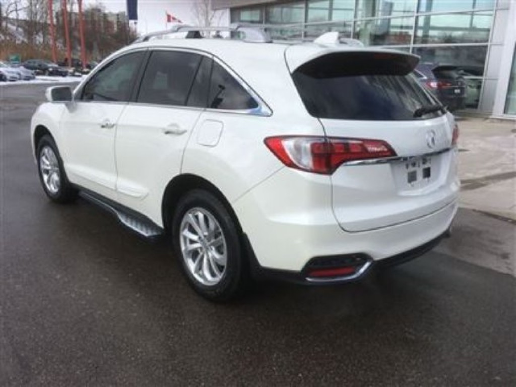 used 2017 acura rdx tech pkg with 7500 extras for sale in london ontario. Black Bedroom Furniture Sets. Home Design Ideas