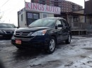 Used 2011 Honda CR-V EX-L w/Navi, BACK-UP CAM, SUNROOF, LEATHER. for sale in Scarborough, ON