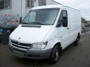 Used 2006 Dodge Sprinter 8 Foot Diesel Cargo Van for sale in Mississauga, ON