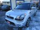 Used 2013 Kia Soul FUEL EFFICIENT 4U EDITION 5 PASSENGER 2.0L - DOHC.. HEATED SEATS.. TOUCH SCREEN.. BACK-UP CAMERA.. POWER SUNROOF.. for sale in Bradford, ON