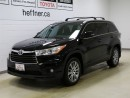 Used 2016 Toyota Highlander XLE with Navigation for sale in Kitchener, ON