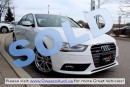 Used 2014 Audi A4 *SOLD* Progressiv w/ Navigation System for sale in Whitby, ON