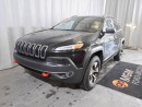Used 2016 Jeep Cherokee Trailhawk for sale in Red Deer, AB